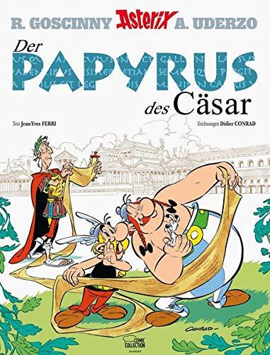 9783770438907: Asterix in German: Asterix/Der Papyrus Des Casar (German Edition)