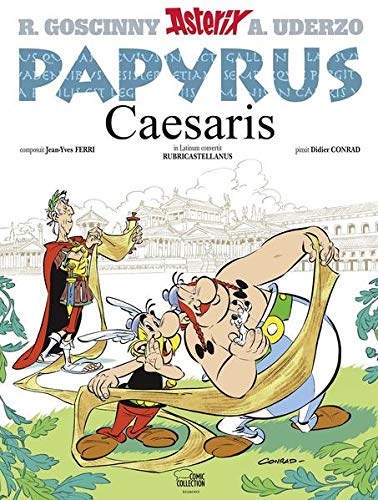 9783770439010: Asterix latein 25 - Papyrus Caesaris