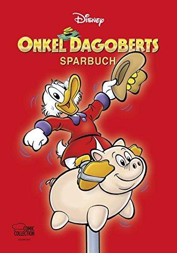 9783770439058: Disney, W: Onkel Dagoberts Sparbuch