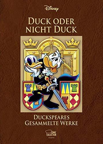 9783770439096: Duck oder nicht Duck - Duckspeares gesammelte Werke
