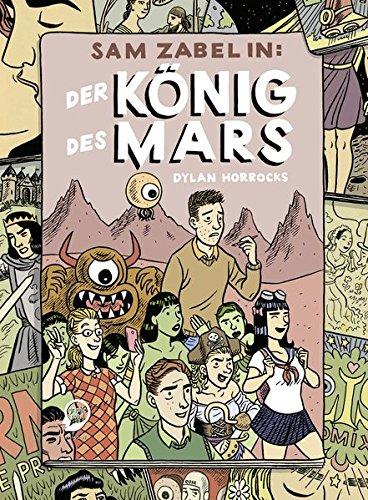 9783770455133: Sam Zabel in: Der König des Mars