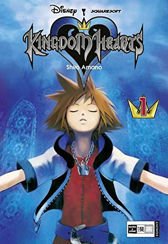 9783770460458: Kingdom Hearts 01