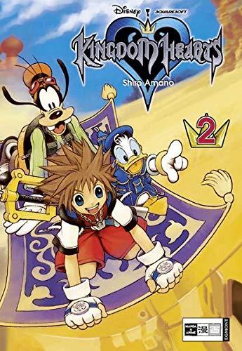 9783770460465: Kingdom Hearts 02