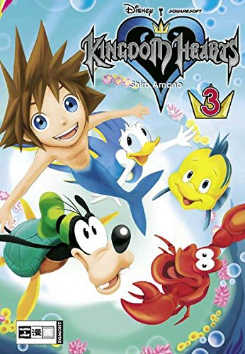 9783770460588: Kingdom Hearts 03