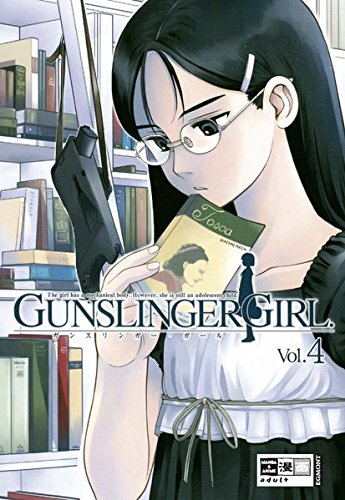 9783770464845: Gunslinger Girl 04