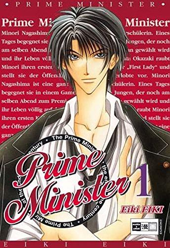 9783770466740: Prime Minister 01