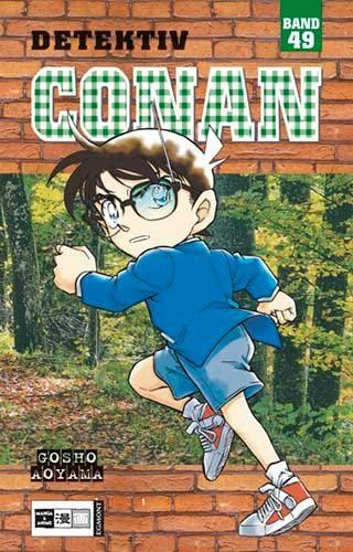 Detektiv Conan 49: Gosho Aoyama
