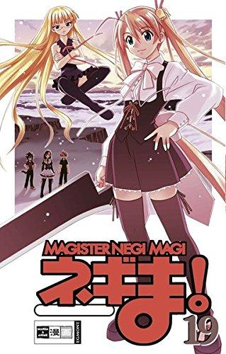9783770469376: Negima! Magister Negi Magi 19
