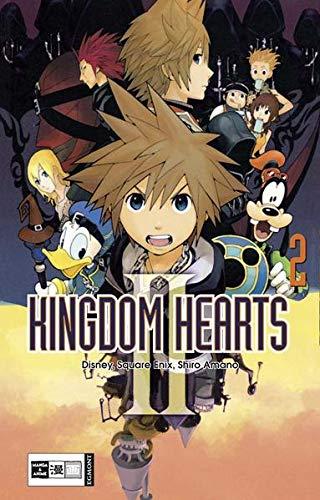9783770470556: Kingdom Hearts II 02