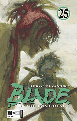 Blade of the Immortal 25 (3770472209) by [???]
