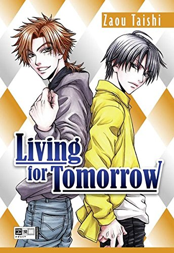 9783770472550: Living for Tomorrow
