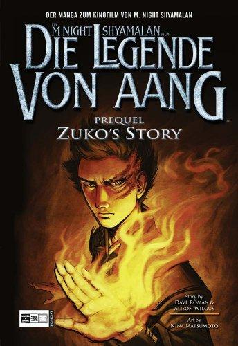 9783770472901: The Last Airbender Prequel, Zukos Story