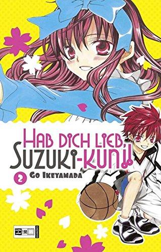 9783770475124: Hab Dich lieb, Suzuki-kun!! 02