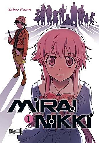 9783770475544: Mirai Nikki 01