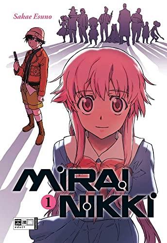 Mirai Nikki 01: Esuno, Sakae