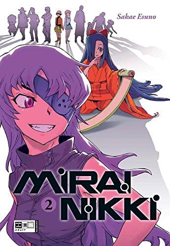 Mirai Nikki 02: Esuno, Sakae
