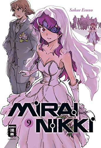 9783770475629: Mirai Nikki 09