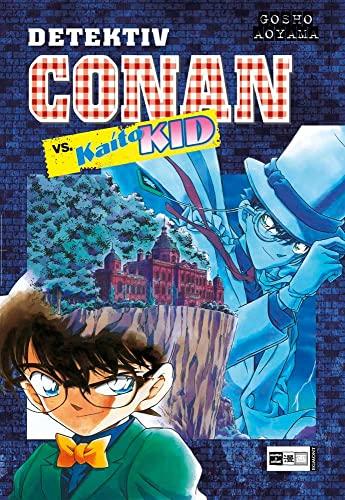 9783770476374: Conan vs. Kaito Kid