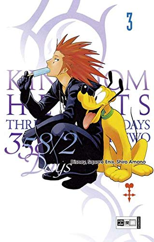 9783770477517: Kingdom Hearts 358/2 Days 03