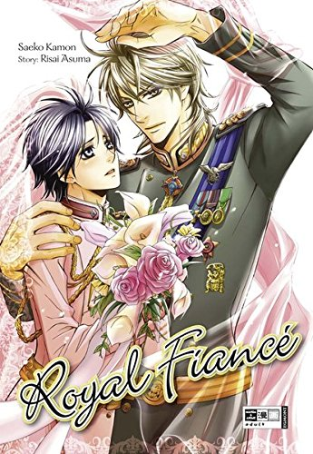 9783770477562: Royal Fiancé (Egmont Manga Boys Love)