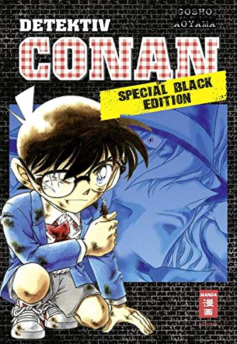 9783770478439: Detektiv Conan Special Black Edition