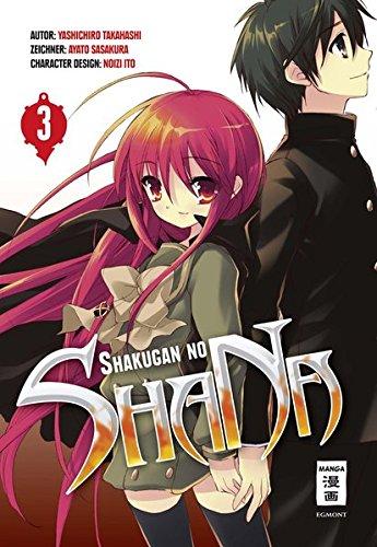 9783770479238: Shakugan no Shana 03