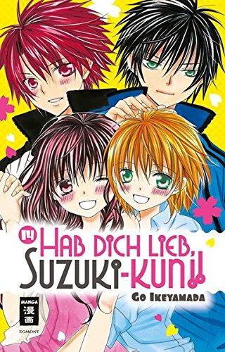 9783770479603: Hab Dich lieb, Suzuki-kun!! 14