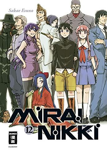 9783770479801: Mirai Nikki 12