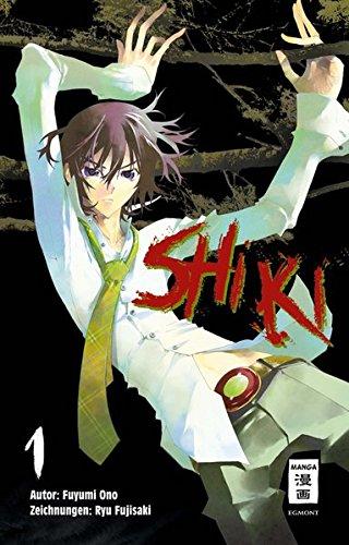 9783770480319: Shiki 01