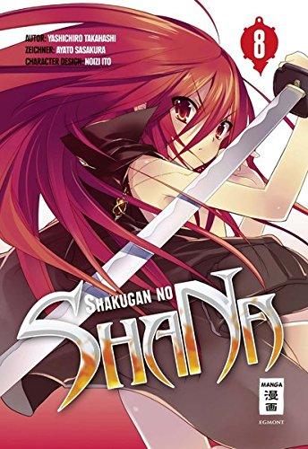 9783770480821: Shakugan no Shana 08