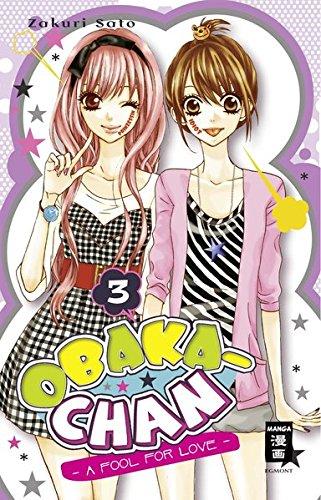 Obaka-chan - A fool for Love 03: Zakuri Sato