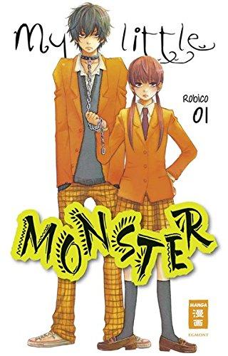 9783770482412: My little Monster 01