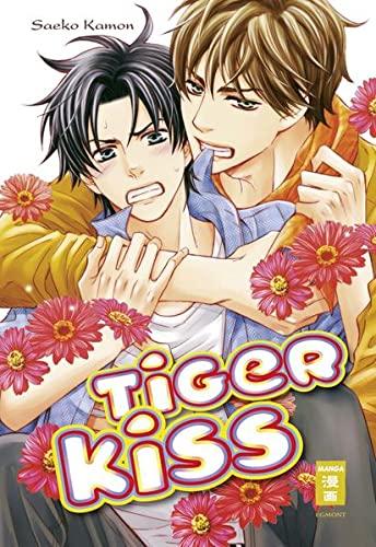 Tiger Kiss: Saeko Kamon