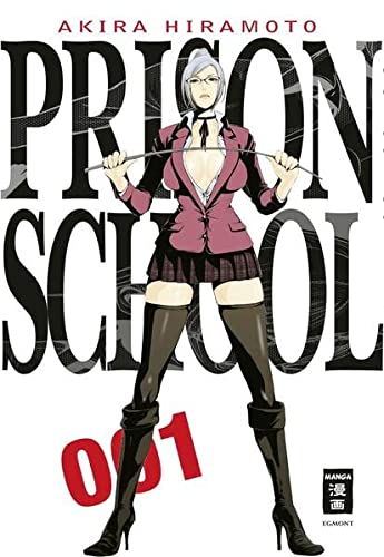 9783770484546: Prison School 01