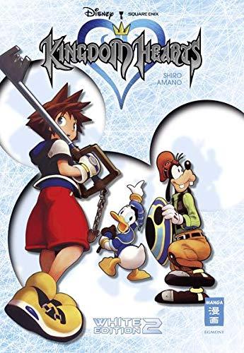 9783770486458: Kingdom Hearts White Edition 02