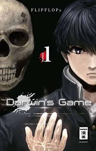 9783770486540: Darwin's Game 01