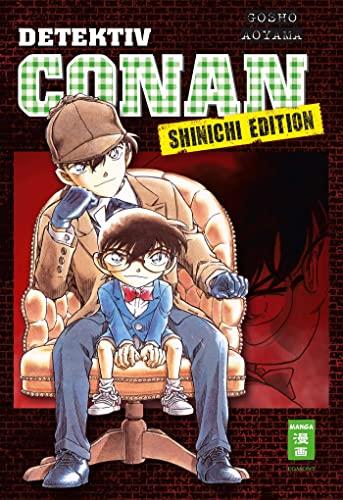 9783770487264: Detektiv Conan - Shinichi Edition