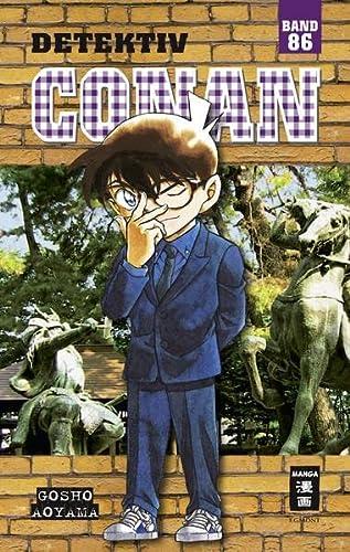 Detektiv Conan 86: Gosho Aoyama