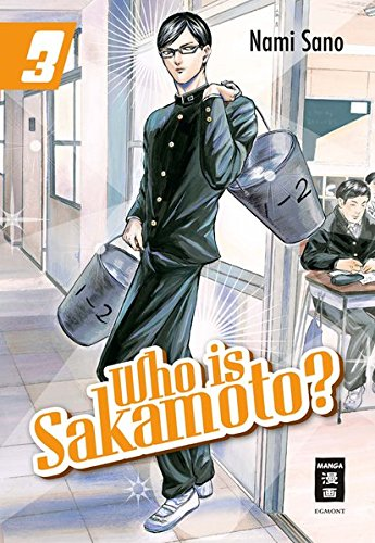 Who is Sakamoto? 03: Sano, Nami