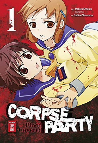 9783770488537: Corpse Party - Blood Covered 01