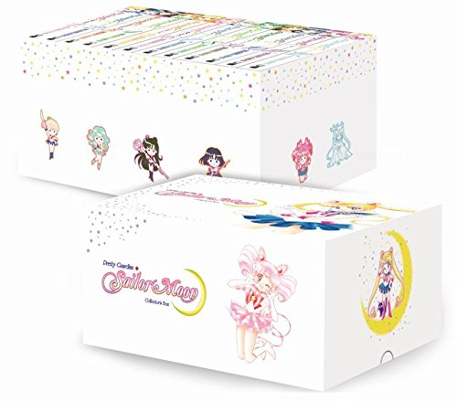 9783770488704: Pretty Guardian Sailor Moon - Collector's Box: 12 Bände