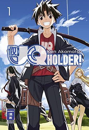 9783770490004: UQ Holder! 01