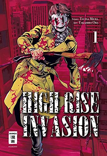 9783770491711: High Rise Invasion 01