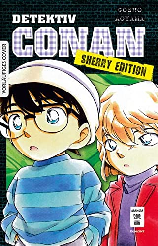 9783770493623: Detektiv Conan Sherry Edition