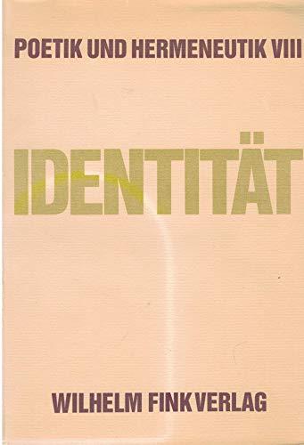 9783770515806: Identität
