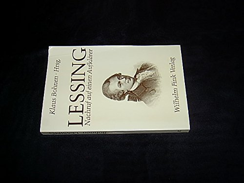 9783770521135: Lessing: Nachruf auf einen Aufklärer : sein Bild in der Presse der Jahre 1781, 1881 und 1981