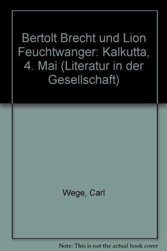 9783770525164: Bertolt Brecht und Lion Feuchtwanger: