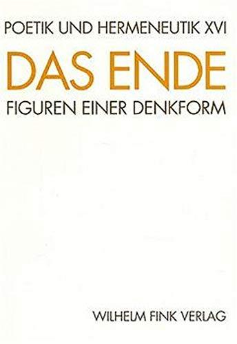 Das Ende: Karlheinz Stierle