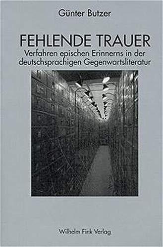 Fehlende Trauer: Günter Butzer