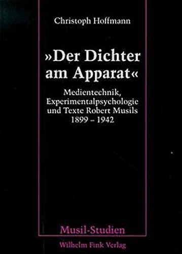 Der Dichter am Apparat': Christoph Hoffmann